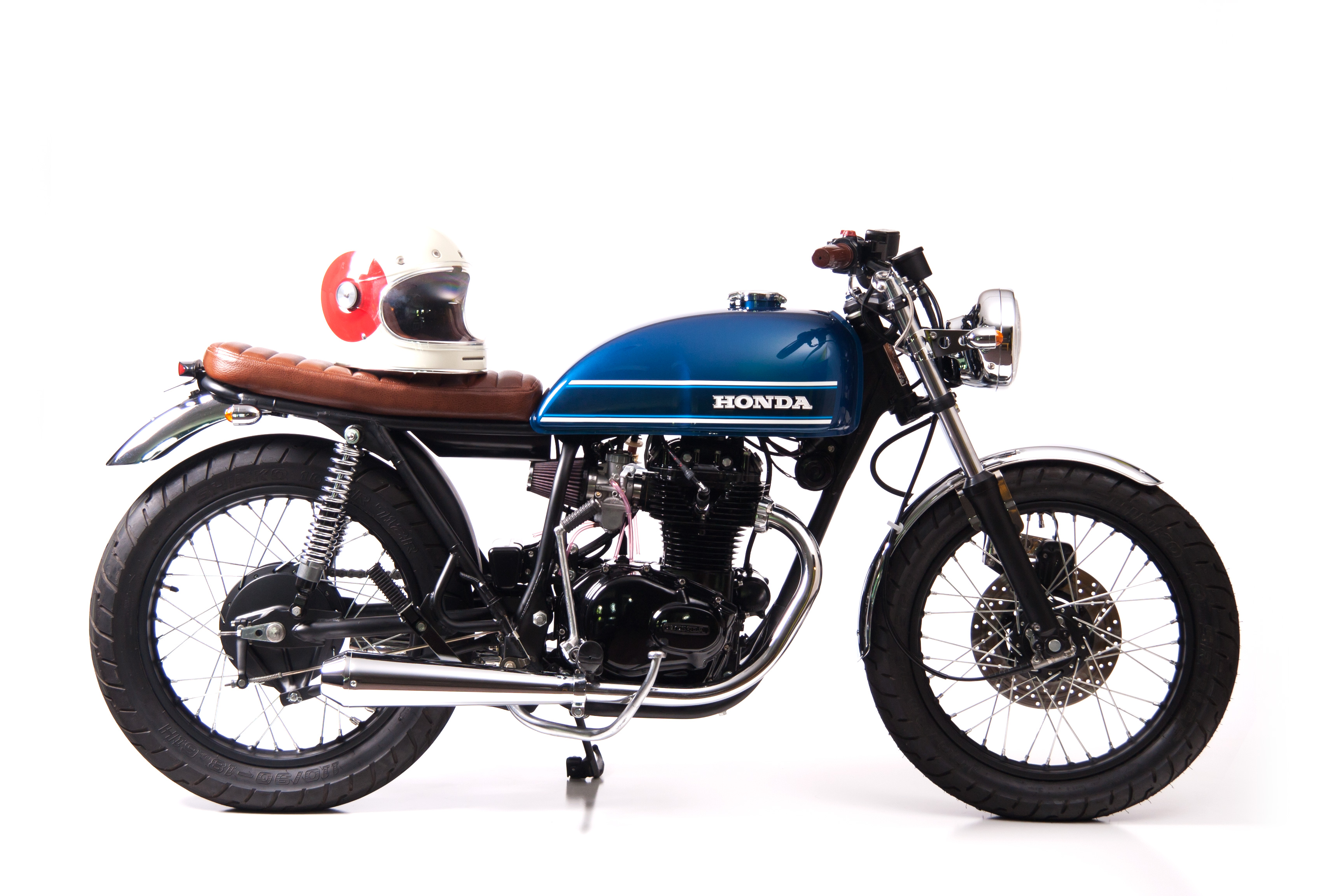 Fully Restored 1976 Honda CB360T