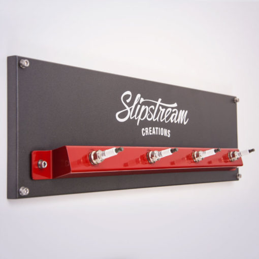 Slipstream Premium Spark Plug Coat Rack