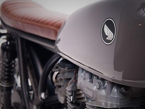 1974 Honda CB360 Scrambler